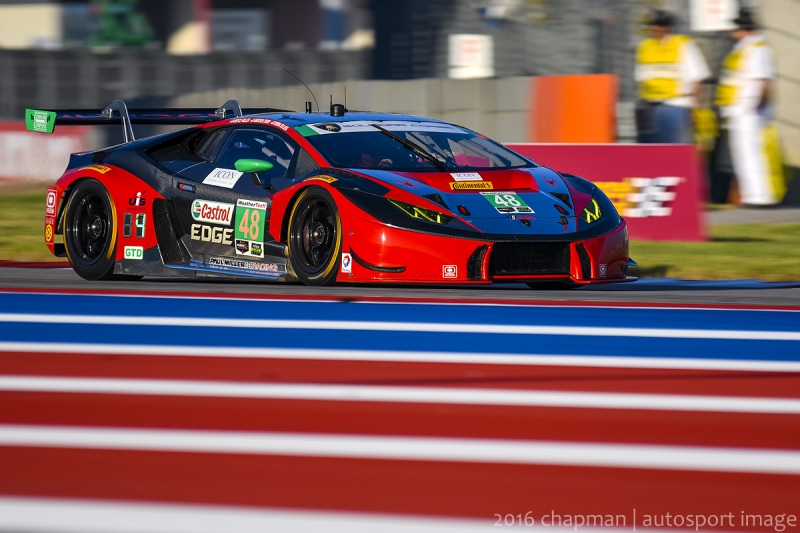 Paul Miller Racing Scores Last-Lap Second-Place Finish at Circuit of The Americas in Texas