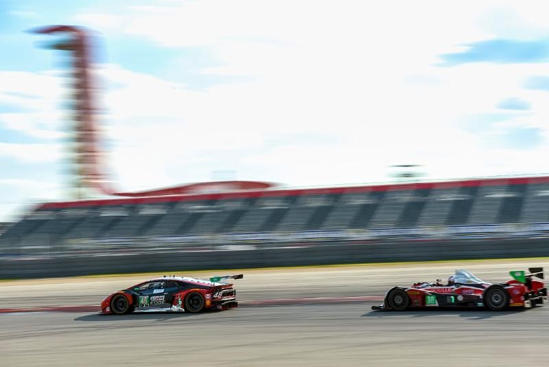 Paul Miller Racing and Madison Snow Start Sixth in Today's Lone Star Le Mans in Texas