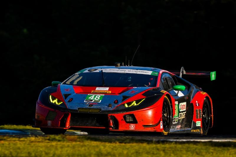 Top-Five Finish at Petit Le Mans Seals Third-Place in IMSA GTD Championship for Paul Miller Racing