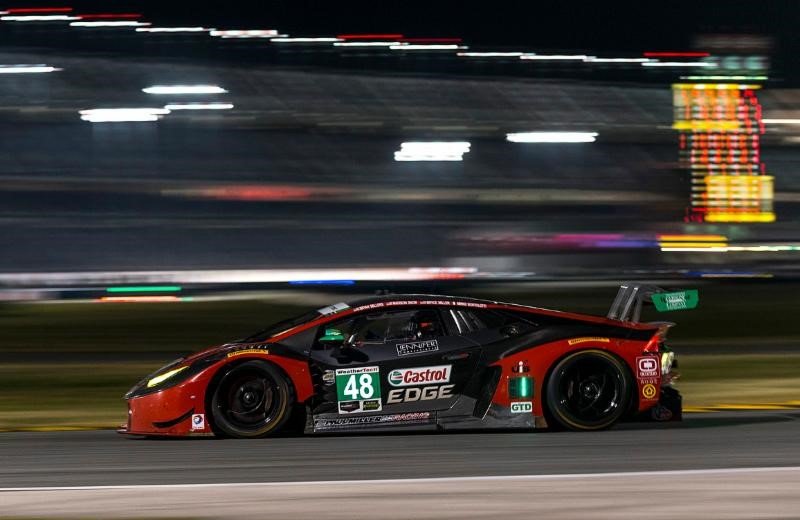Paul Miller Racing Confirms Andrea Caldarelli for Rolex 24 in No. 48 Lamborghini Huracán GT3