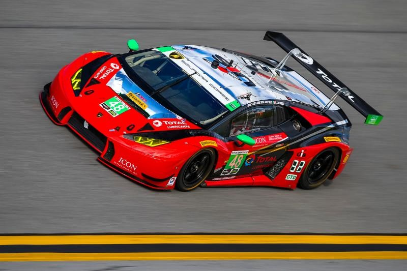 Paul Miller Racing Readies for Rolex 24 At Daytona