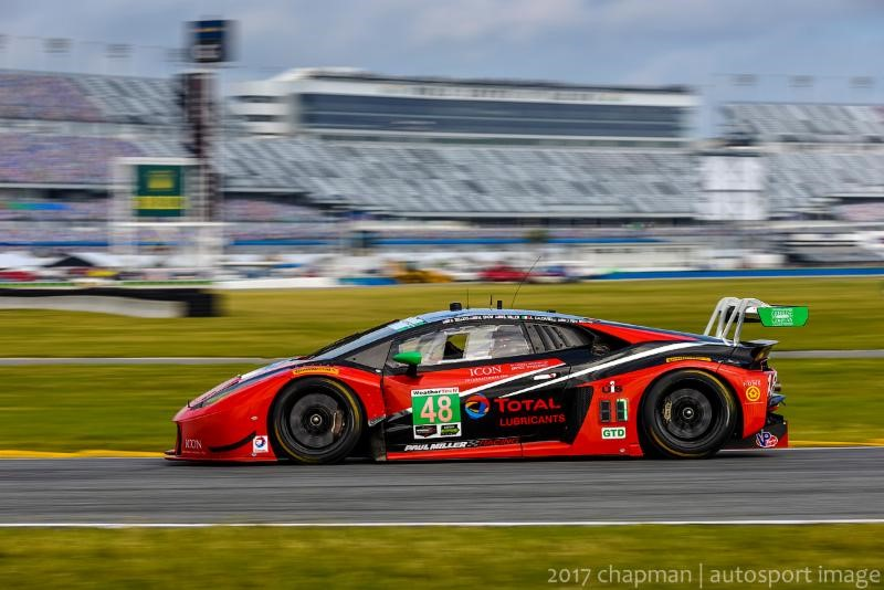 Paul Miller Racing to Start 12th in Saturday's Rolex 24 At Daytona