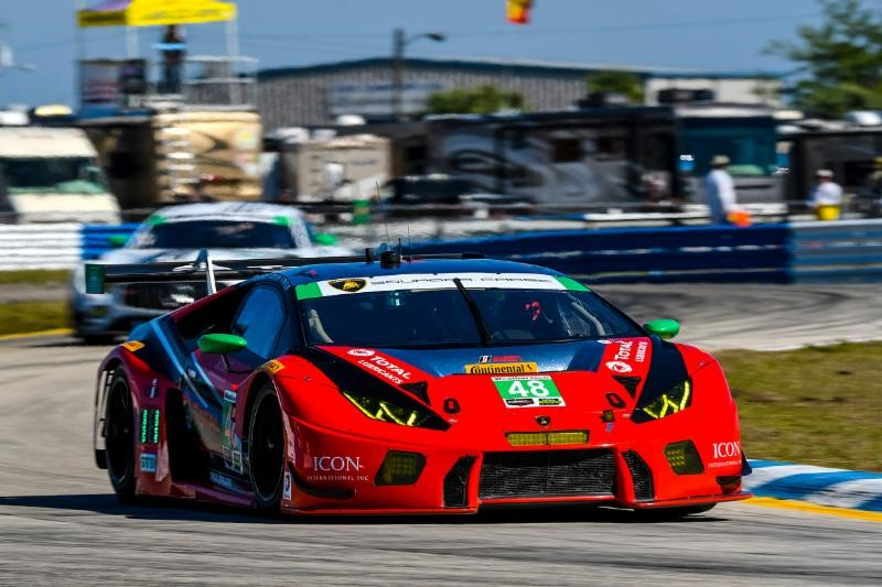 Paul Miller Racing Produces Top Five Finish at Twelve Hours of Sebring