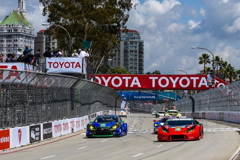 Long Beach Results in Disappointment for Paul Miller Racing