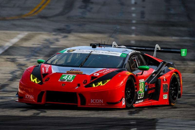 Paul Miller Racing Qualifies Third on the Streets of Detroit