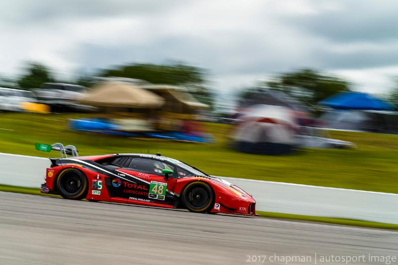 Home Race Week for Paul Miller Racing