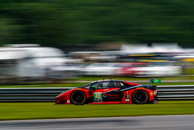 Madison Snow Clinches Pole Position for  Paul Miller Racing at Lime Rock Park
