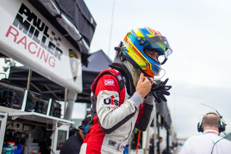 Paul Miller Racing to Start Eighth at Watkins Glen