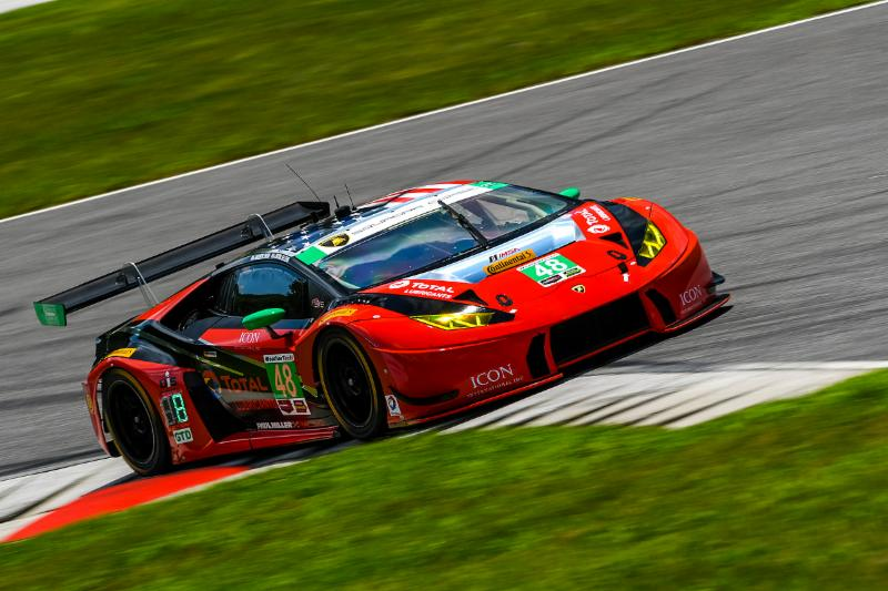 Paul Miller Racing Brings Increased Pace to Road America