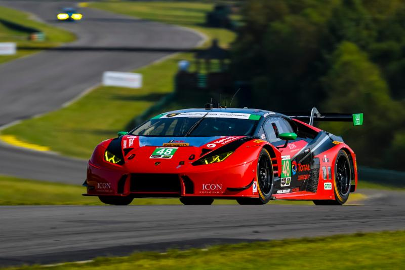 Paul Miller Racing Qualifies Seventh at Virginia International Raceway