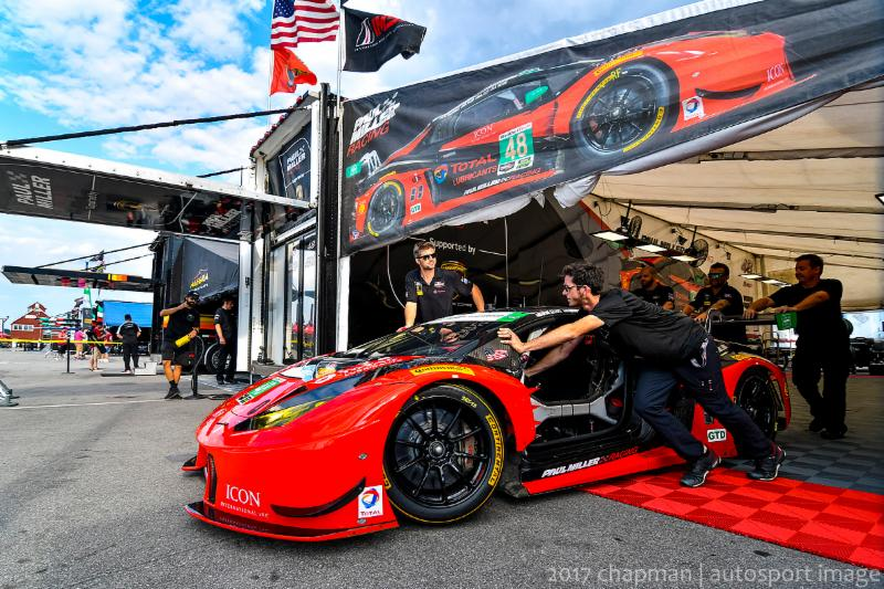Paul Miller Racing Ventures to California for Continental Tire Monterey Grand Prix