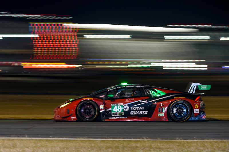 Paul Miller Racing Rebounds from Rebuild to Score Rolex 24 Podium