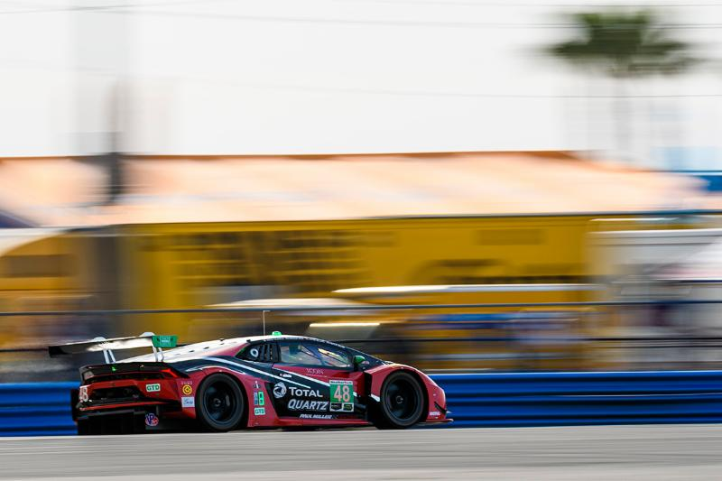 Paul Miller Racing Carries Momentum to Sebring International Raceway