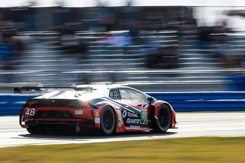 Paul Miller Racing Carries Momentum to Sebring International Raceway