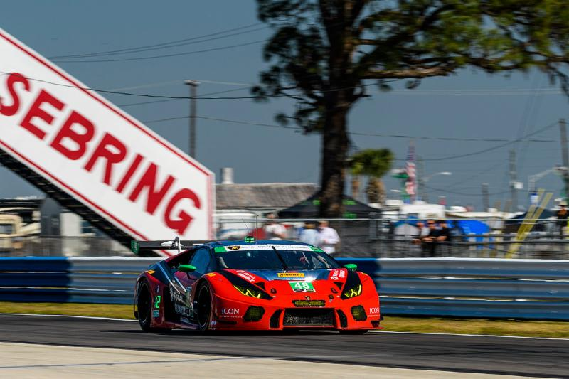 Paul Miller Racing Qualifies in Top Five for Twelve Hours of Sebring