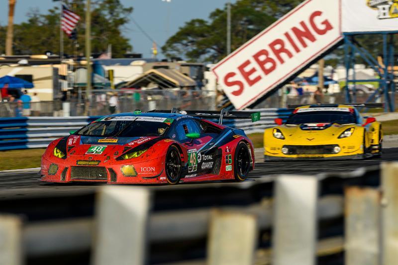 Sebring Twelve Hour Triumph
