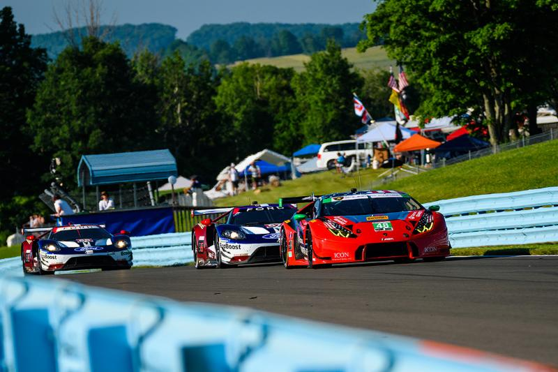 Paul Miller Racing Confident Following Watkins Glen Qualifying