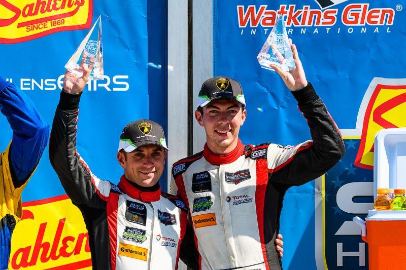 Paul Miller Racing Scores Fifth Consecutive Podium at Watkins Glen