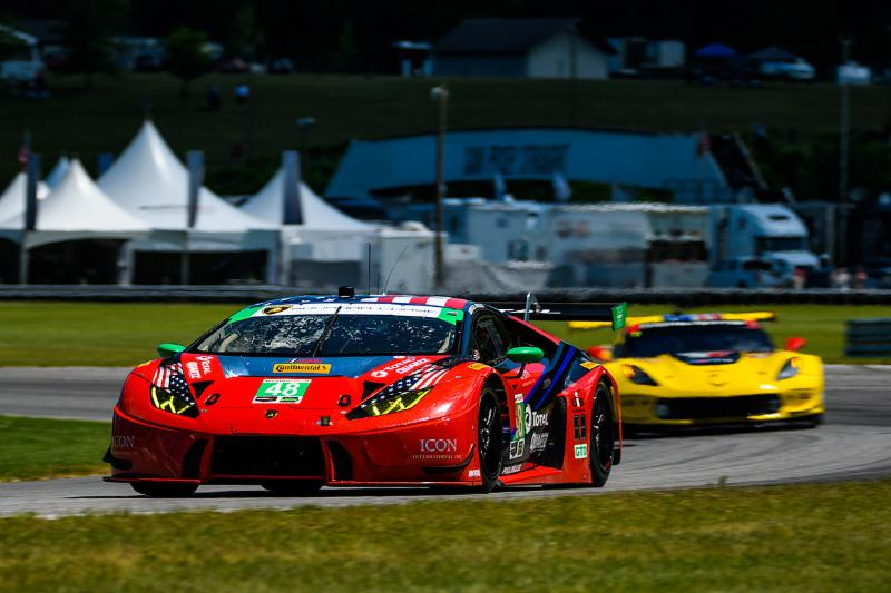 Paul Miller Racing Victorious at Lime Rock Park