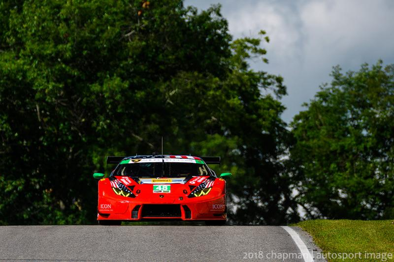 Paul Miller Racing Carries Momentum and Points Lead to Road America