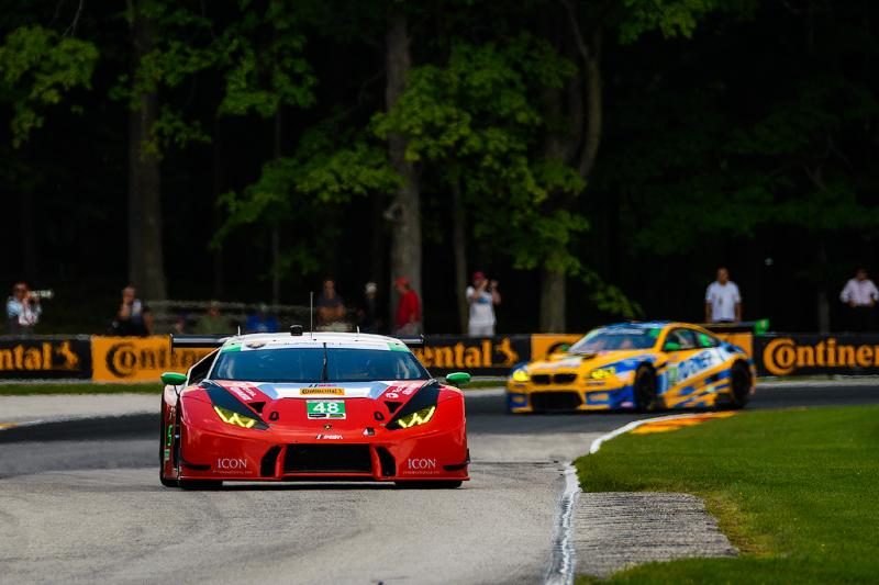 Paul Miller Racing to Start Third at Road America Road Race Showcase