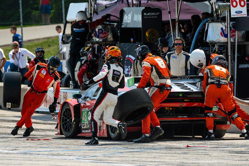 Paul Miller Racing Continues Podium Collection and Points Lead at Road America
