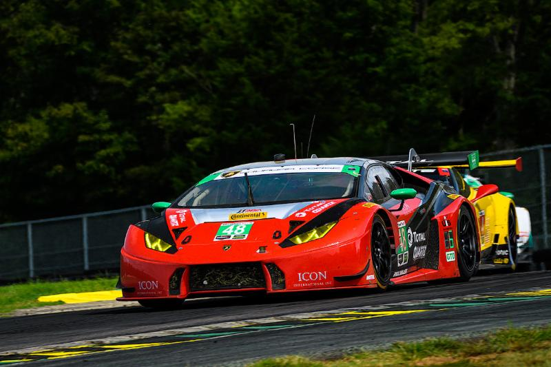 Paul Miller Racing Remains Points Leader Following Challenging Race at VIR