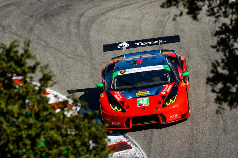 Paul Miller Racing to Start on Front Row at Laguna Seca