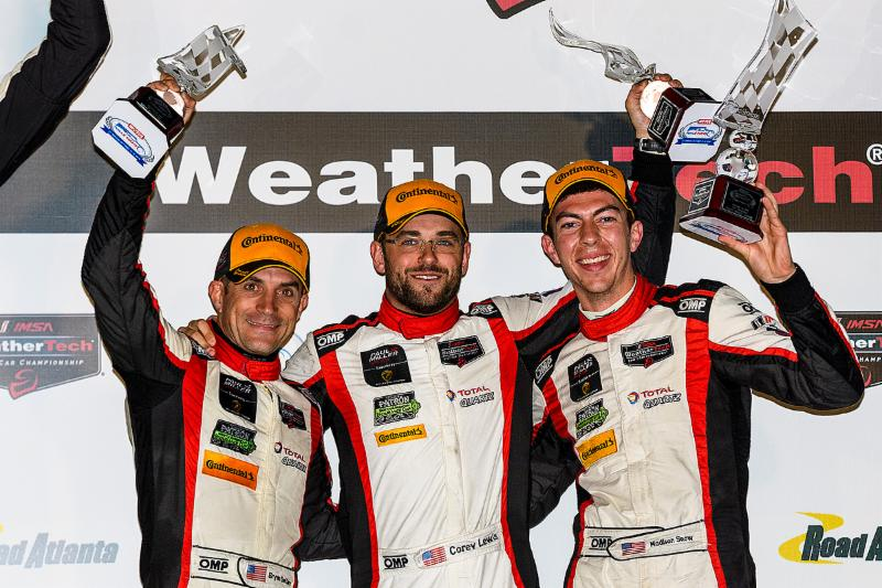Paul Miller Racing, Lamborghini Clinch Team, Driver and Manufacturer Championships