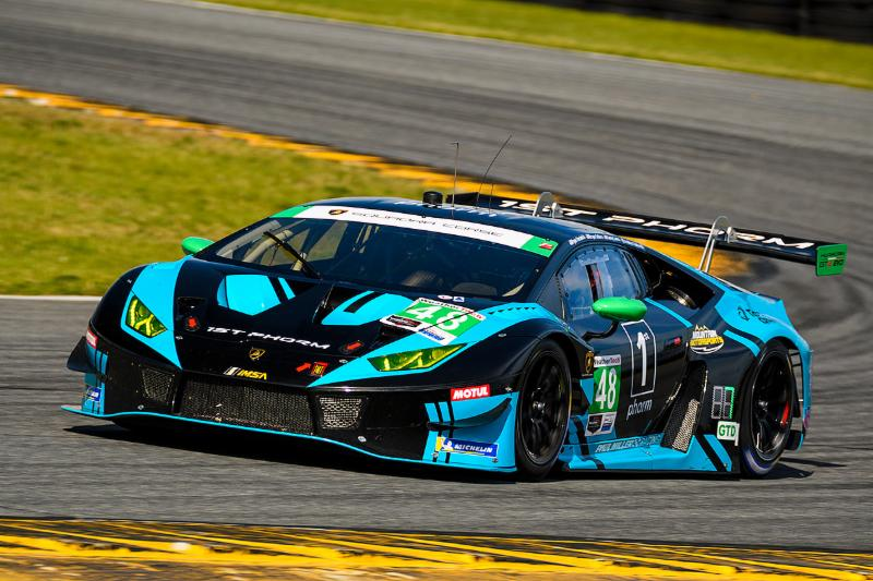 Paul Miller Racing Debuts New Car, Lineup, Livery at Roar Before the 24