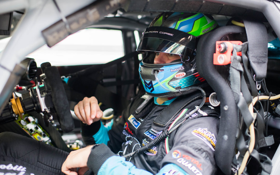 Paul Miller Racing Lamborghini squad complete qualifying prep for Rolex 24