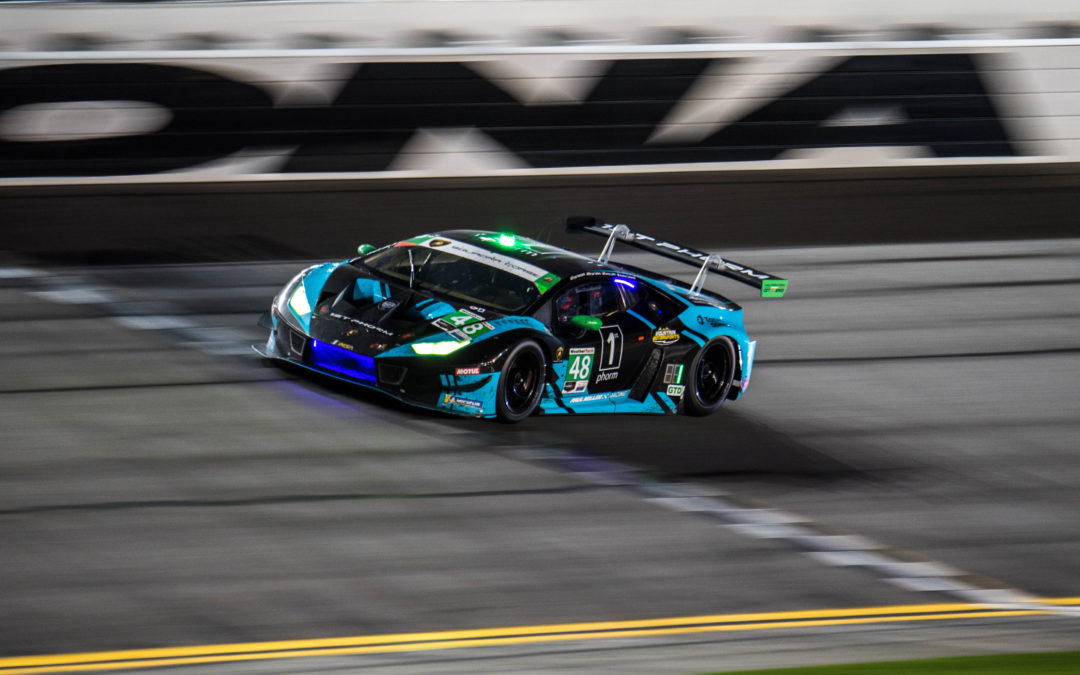 Paul Miller Racing have the speed but not the luck at the Rolex 24