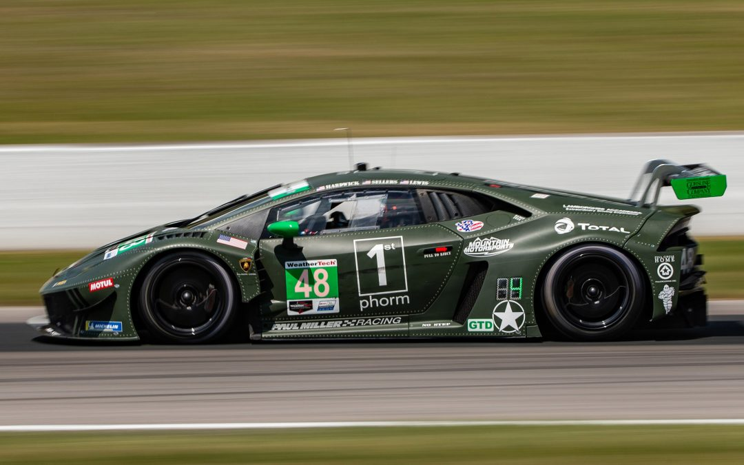 Contact forces Paul Miller Racing out of Canadian IMSA weekend