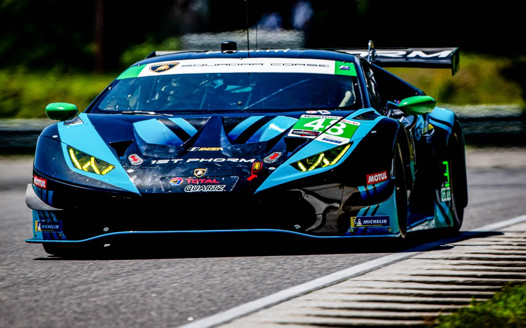 Hot fightback for Paul Miller Racing at Lime Rock Park