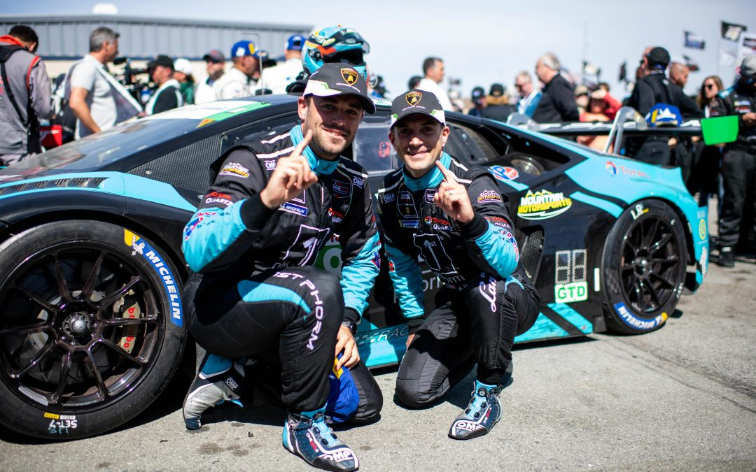 Paul Miller Racing dominates IMSA round at Laguna Seca