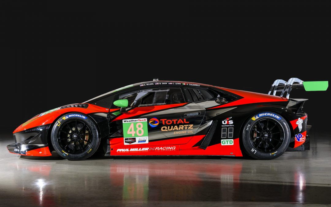Paul Miller Racing ready to kick off 2020 with new livery and Total partnership