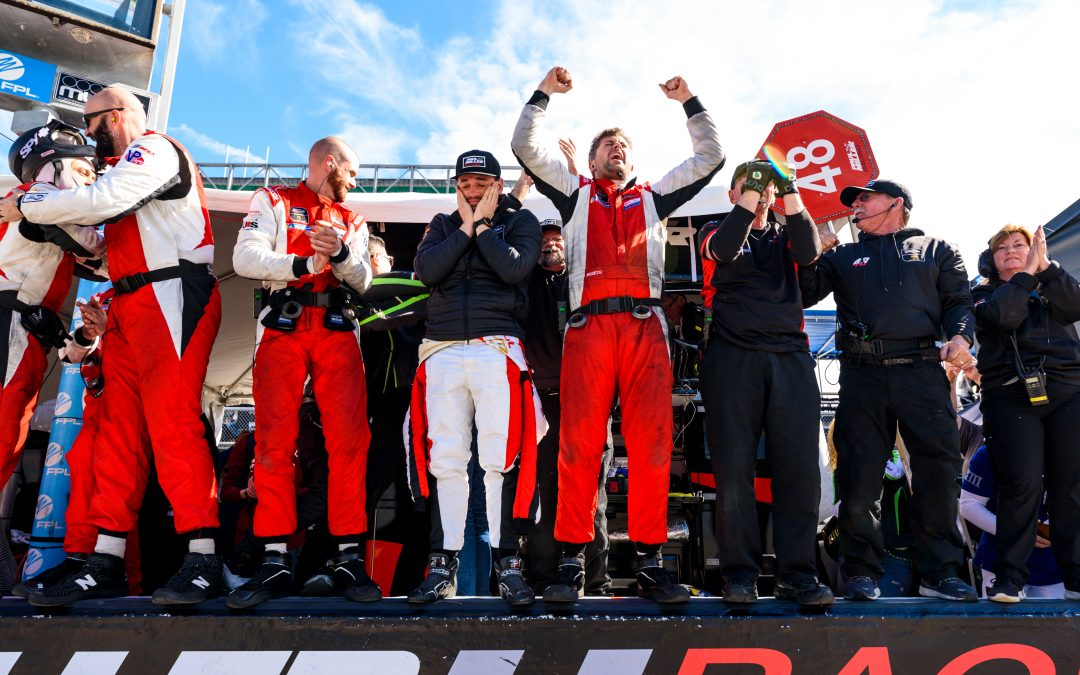 Gallery: Rolex 24 Hour victory celebrations