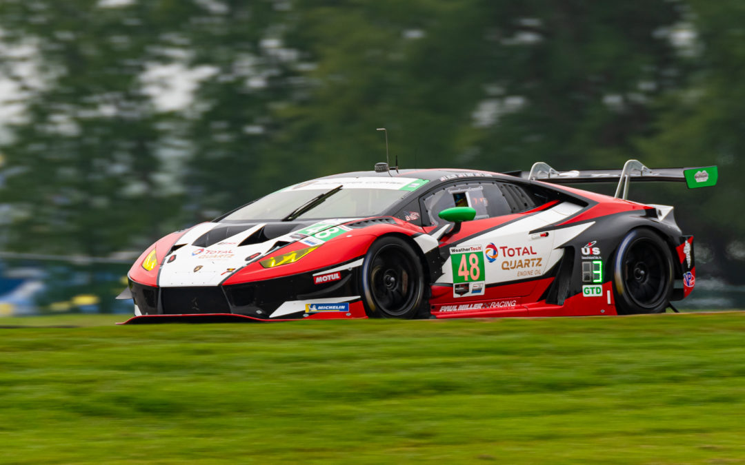 Paul Miller Racing Lamborghini squad ready for home race