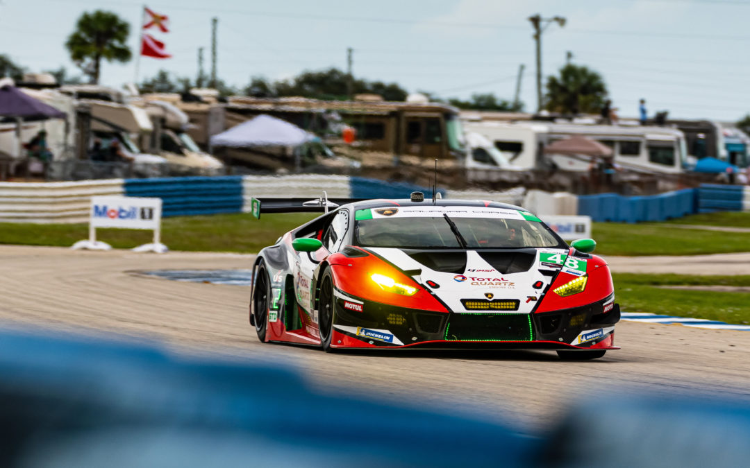 Paul Miller Racing qualifies for 12 Hours of Sebring