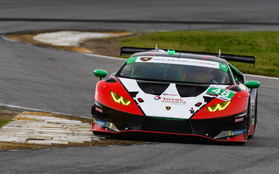 Paul Miller Racing ready for Roar Before the 24, new qualifying race