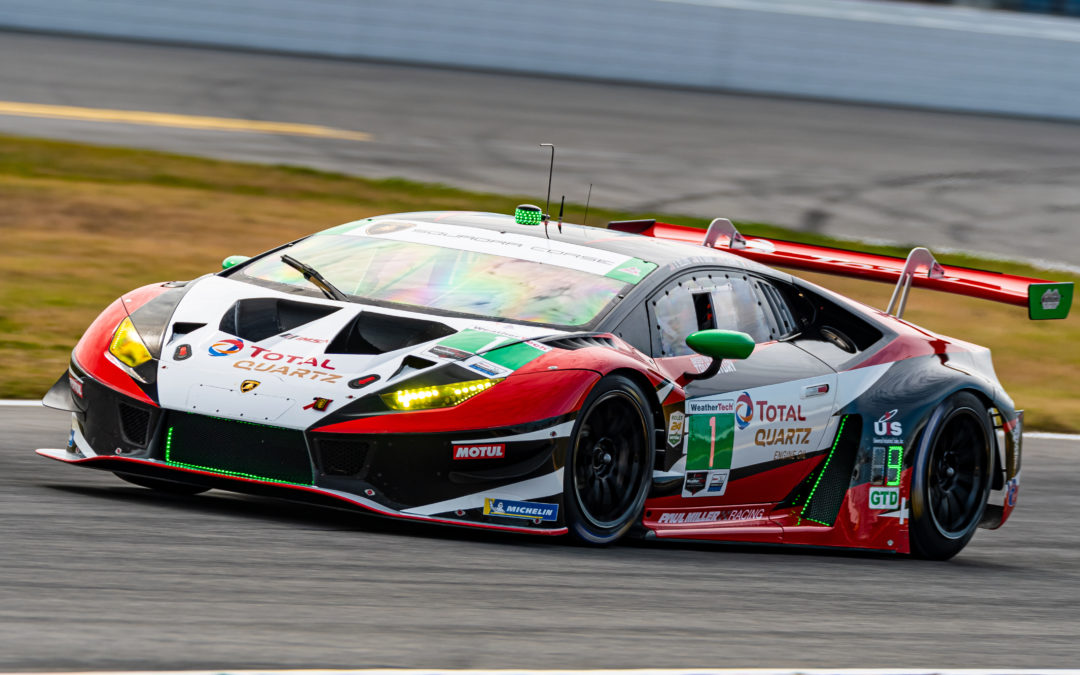 Paul Miller Racing ready to defend Rolex 24 win after Roar test