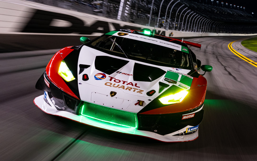 Paul Miller Racing qualifies third at Roar Before the 24
