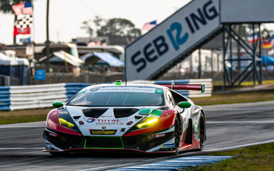Paul Miller Racing seeking second Sebring win