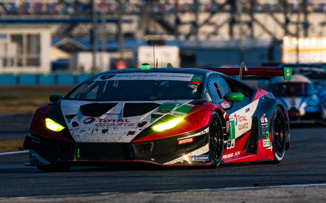 Paul Miller Racing back in action at Sebring