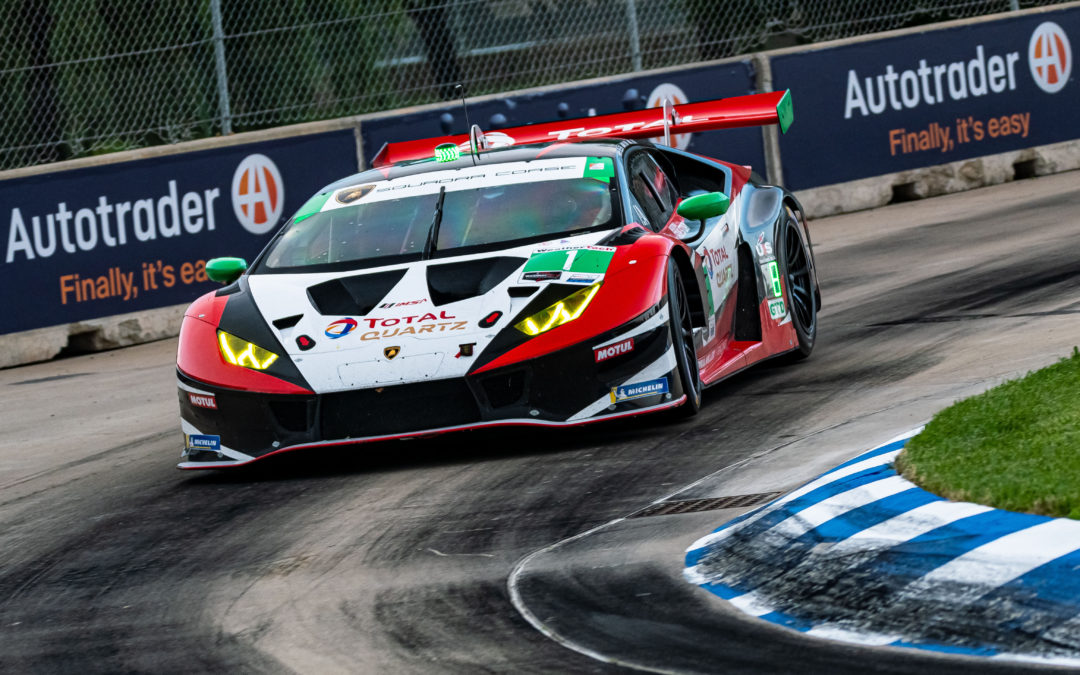 Penalty mars promising day for Paul Miller Racing at Detroit