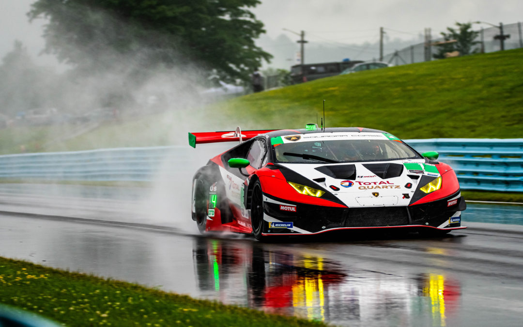 Pole position for Paul Miller Racing in WeatherTech 240