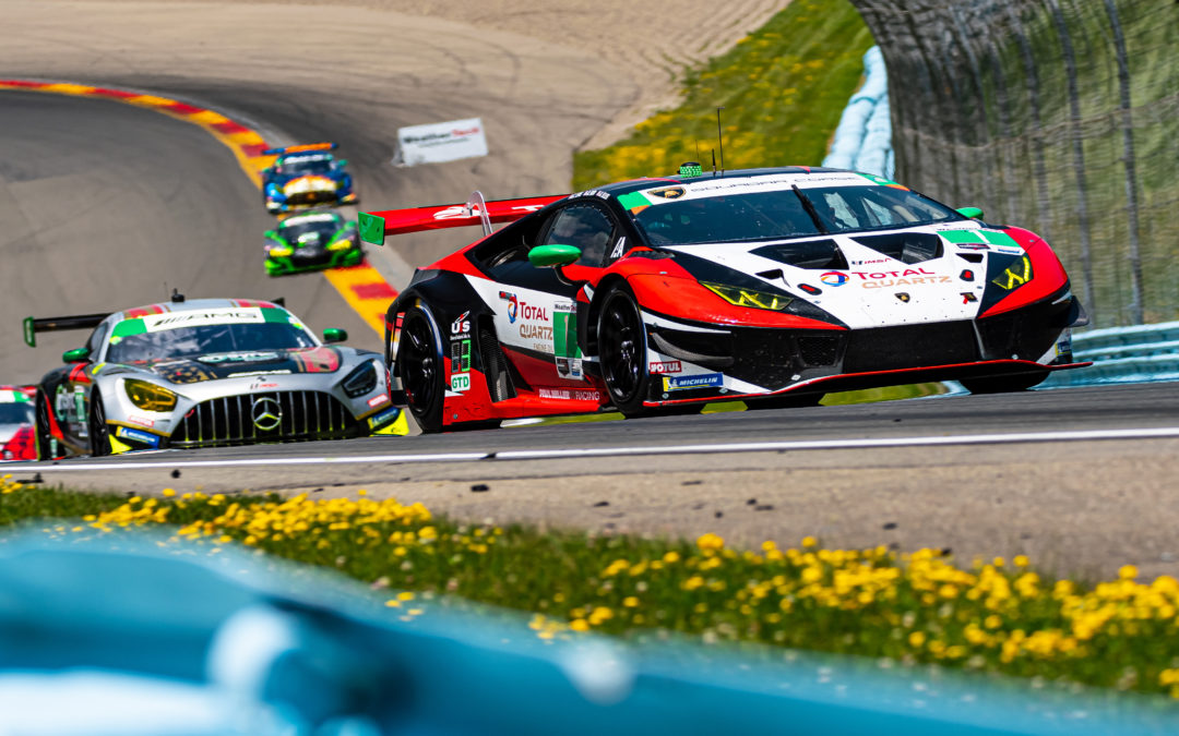 Paul Miller Racing returns to the Northeast at Lime Rock Park