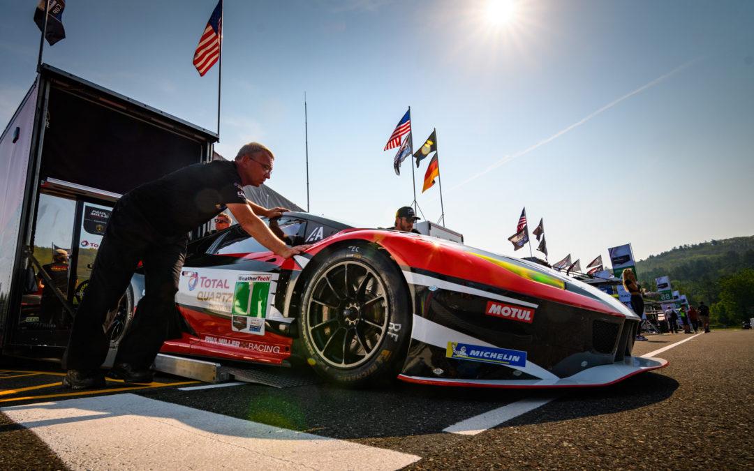 Paul Miller Racing looking to repeat 2019 success at Laguna Seca