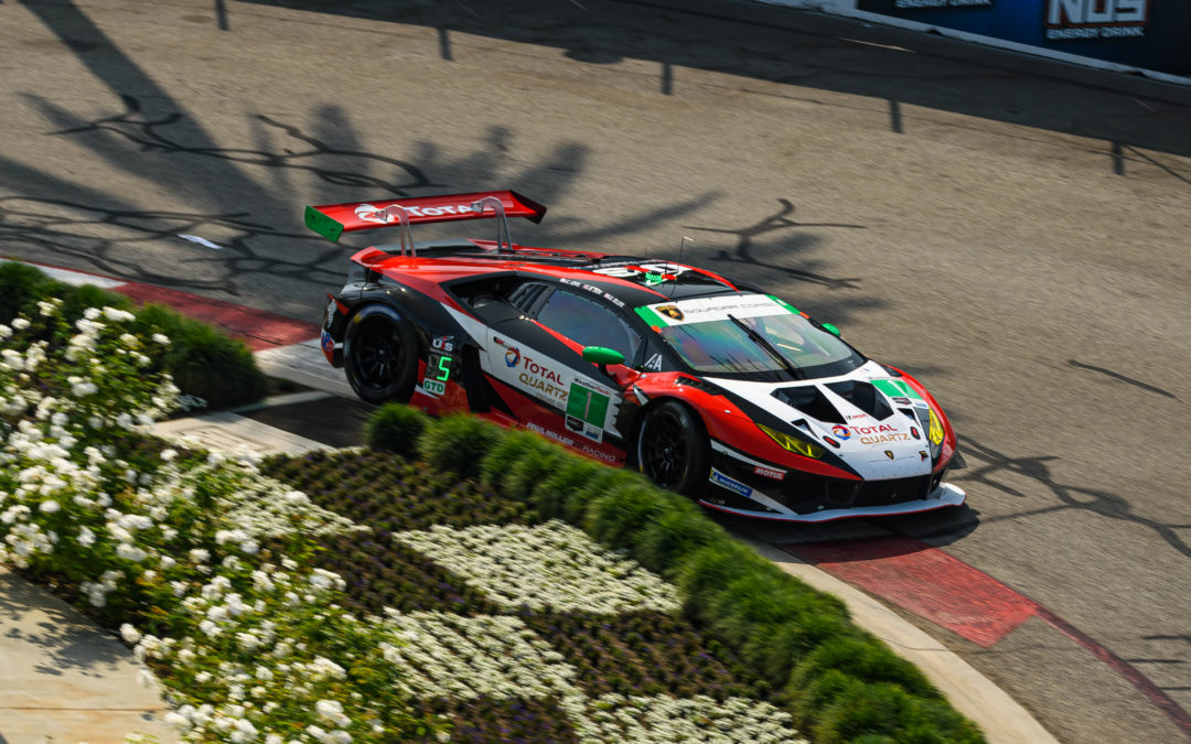 Pole Position for Paul Miller Racing, Madison Snow at Long Beach