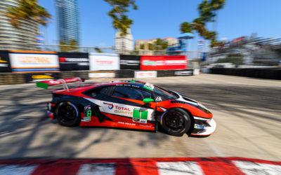 Gallery: Long Beach pole position